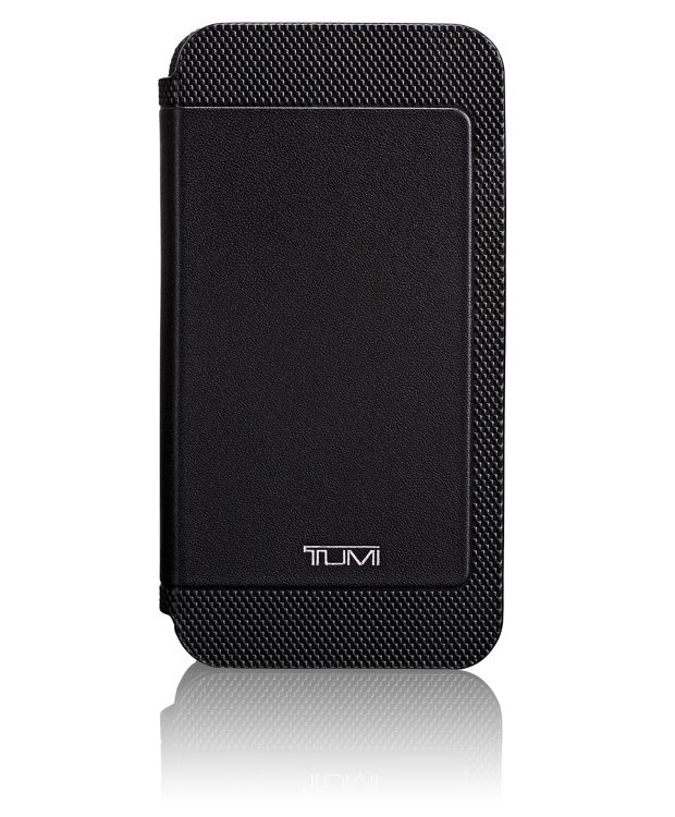 Folio Snap Case iPhone X in Black