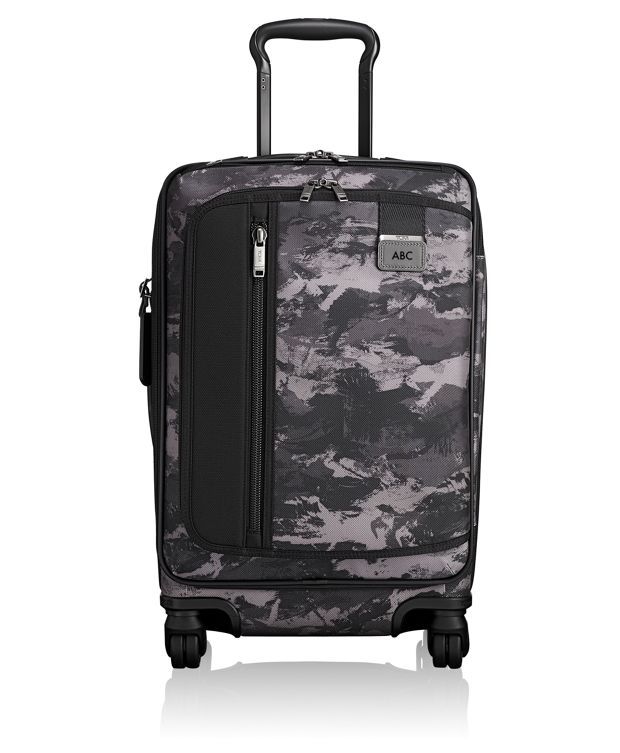 International Expandable Carry-On in Charcoal Restoration