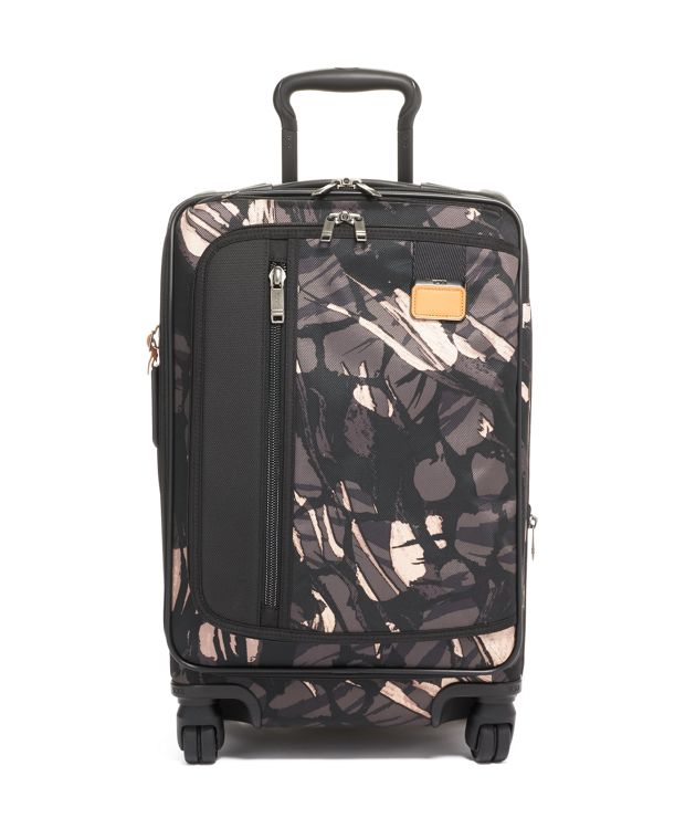International Expandable Carry-On in Grey Highlands Print