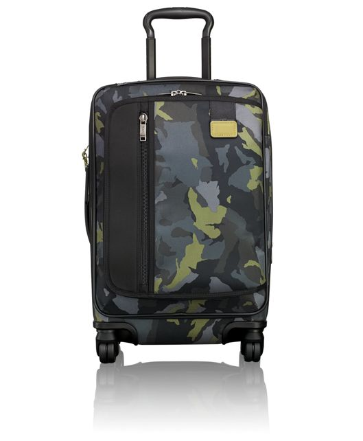 International Expandable Carry-On in Green Camo