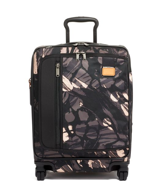Continental Expandable Carry-On in Grey Highlands Print