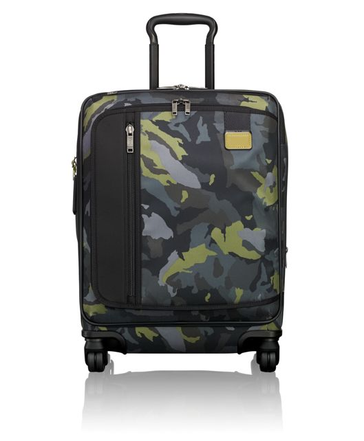 Continental Expandable Carry-On in Green Camo