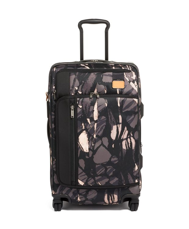 Short Trip Expandable Packing Case in Grey Highlands Print