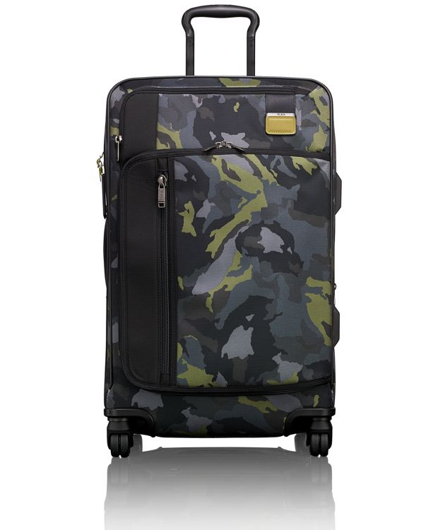 Short Trip Expandable Packing Case in Green Camo