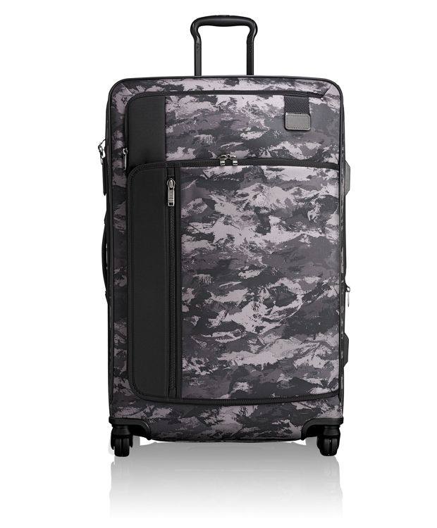 Extended Trip Expandable Packing Case in Charcoal Restoration