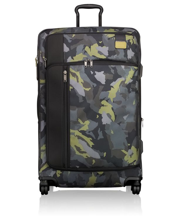 Extended Trip Expandable Packing Case in Green Camo