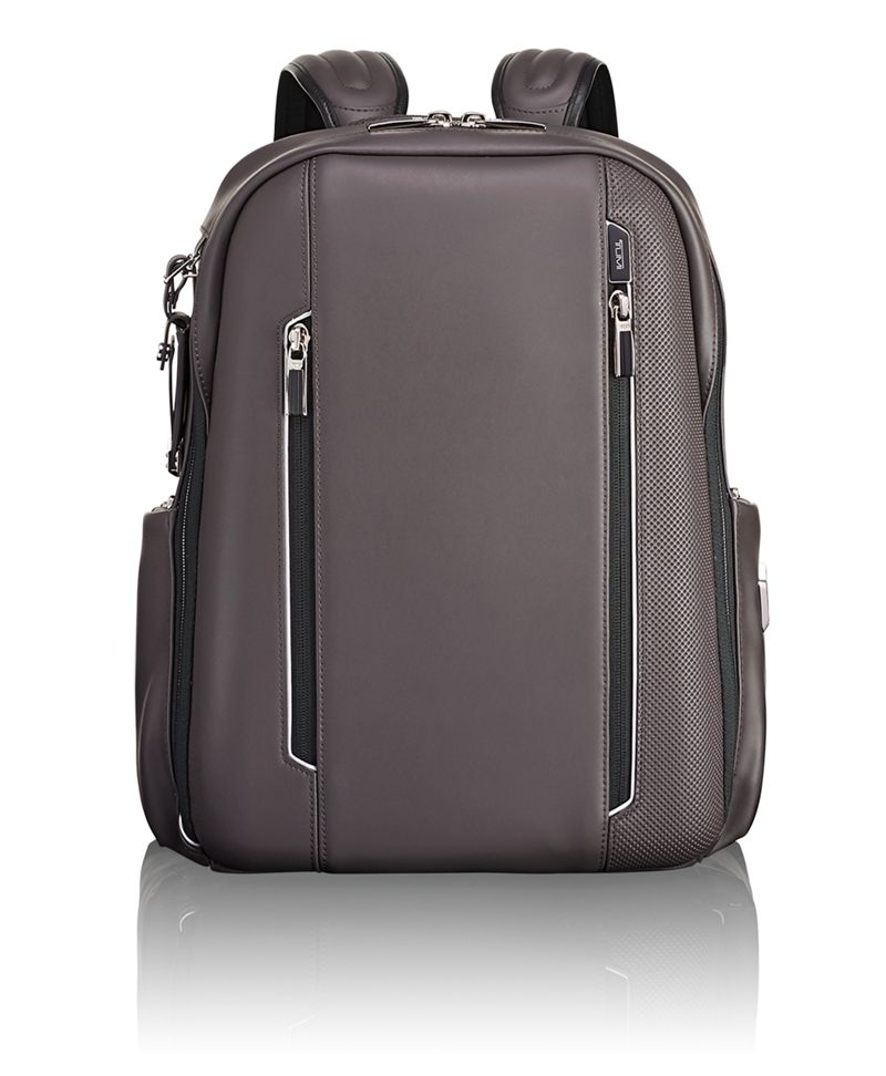 Logan Backpack Leather