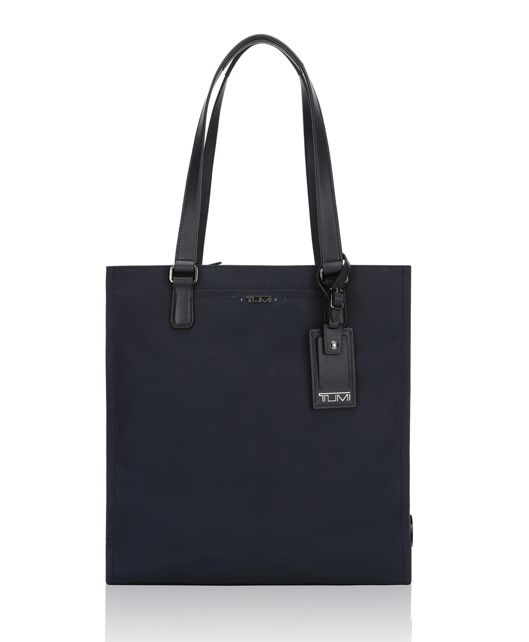 Donna Small Tote in Navy