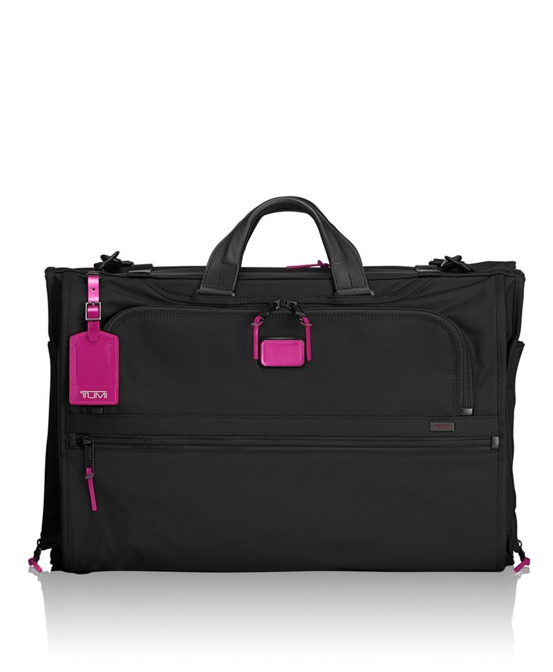 Tri-Fold Carry-On Garment Bag