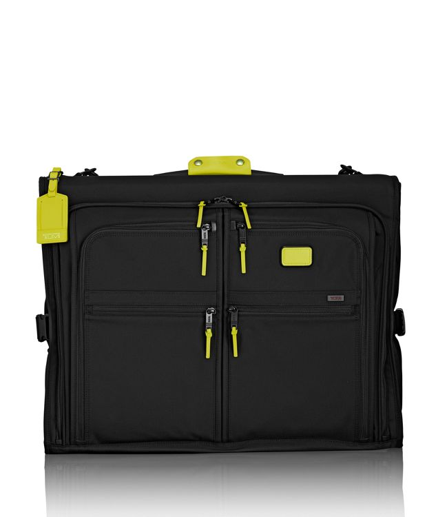 Classic Garment Bag in Citron