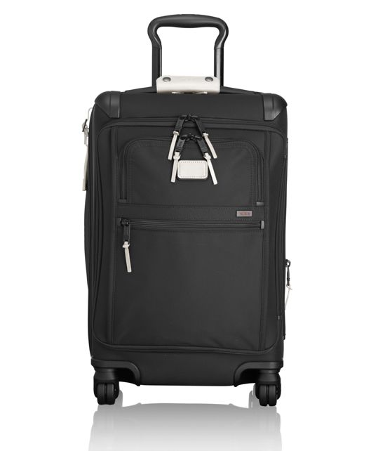 Front Lid International Carry-On in Camo Floral