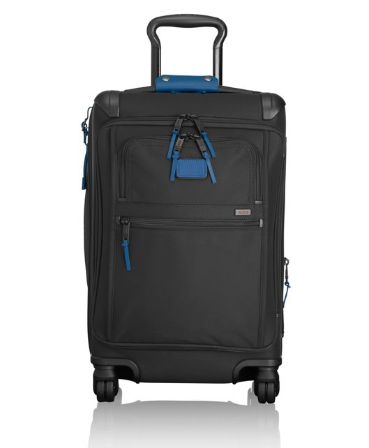 Front Lid International Carry-On in Atlantic