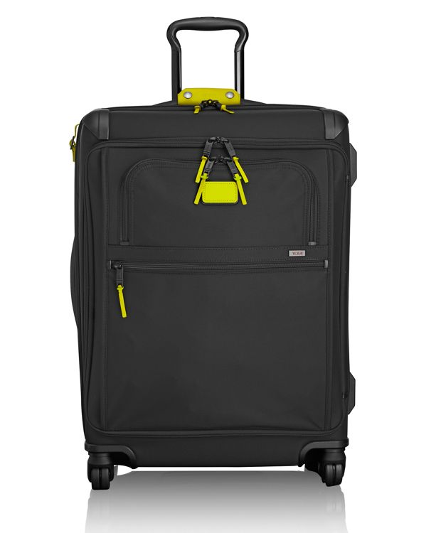 Front Lid Short Trip Packing Case in Citron