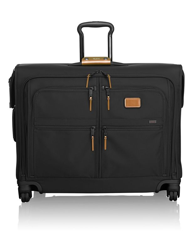 4 Wheeled Medium Trip Garment Bag in Metallic Bronze