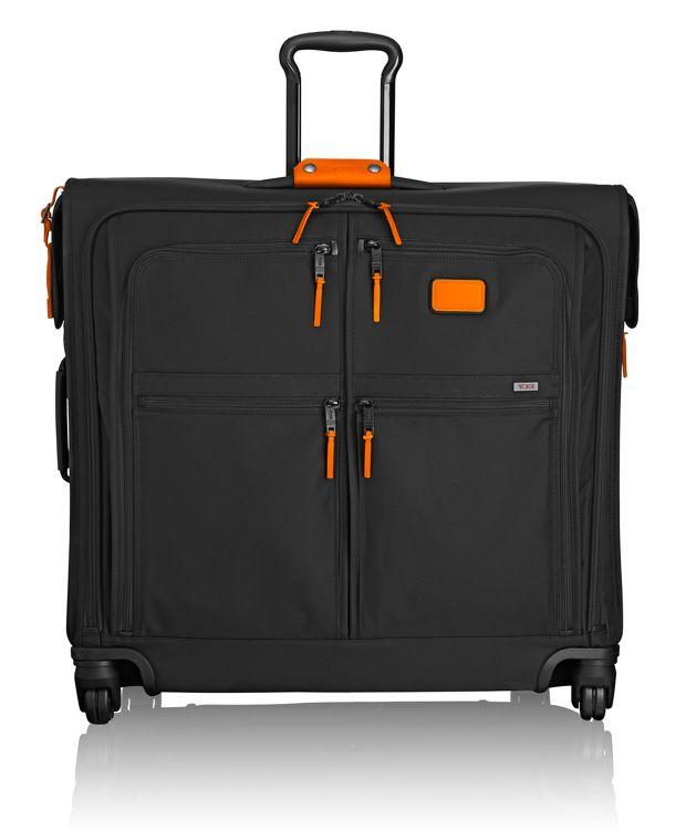 4 Wheeled Extended Trip Garment Bag in Sunrise