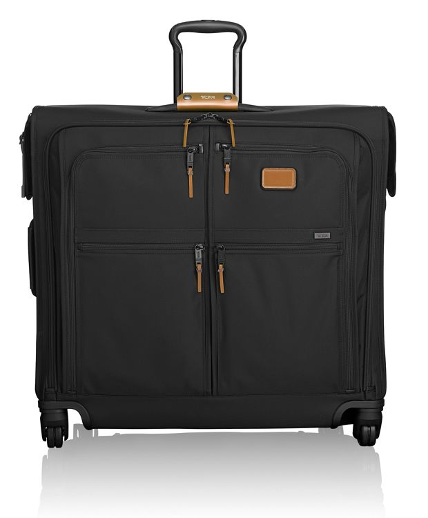 4 Wheeled Extended Trip Garment Bag in Metallic Bronze
