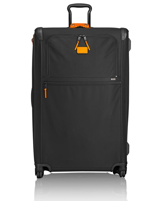 Worldwide Trip Expandable 4 Wheeled Packing Case in Sunrise