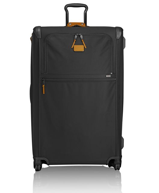 Worldwide Trip Expandable 4 Wheeled Packing Case in Tan