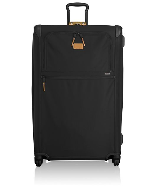 Worldwide Trip Expandable 4 Wheeled Packing Case in Metallic Bronze