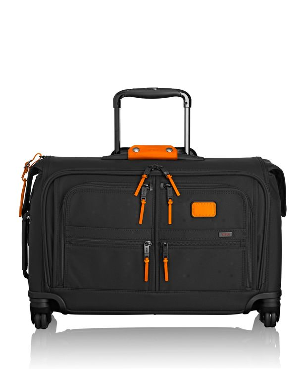 Carry-On 4 Wheeled Garment Bag in Sunrise