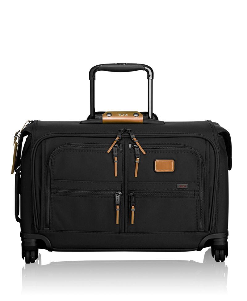 Carry-On 4 Wheeled Garment Bag