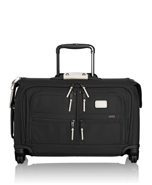 Carry-On 4 Wheeled Garment Bag in Camo Floral