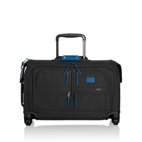Carry On 4 Wheeled Garment Bag In Atlantic