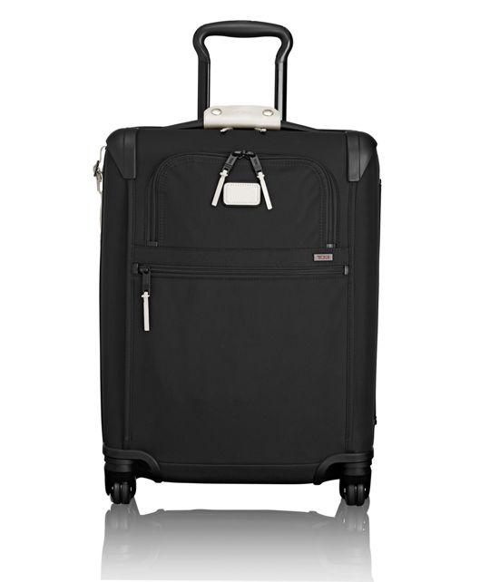 International 4 Wheeled Slim Carry-On in Camo Floral