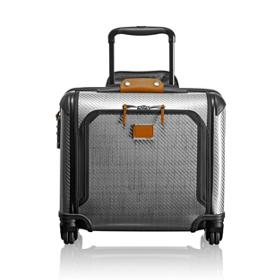 385797ac60 Tegra-Lite® Max Carry-On 4 Wheeled Briefcase in Tan ...