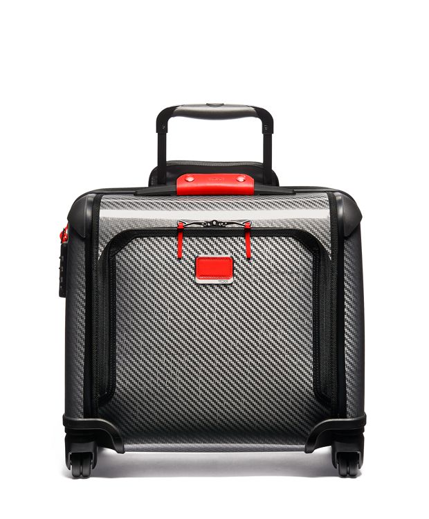 Tegra-Lite® Max Carry-On 4 Wheeled Briefcase in Congo Bright Print