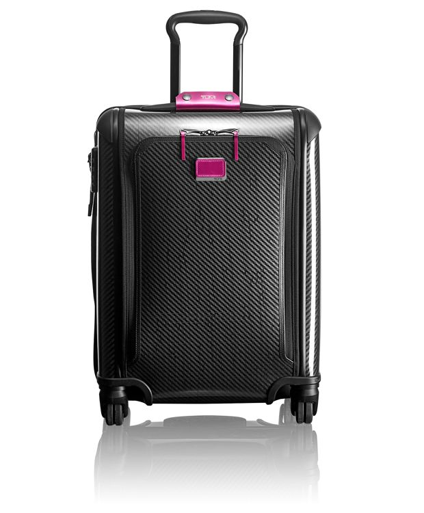 Tegra-Lite® Max Continental Expandable Carry-On in Metallic Pink
