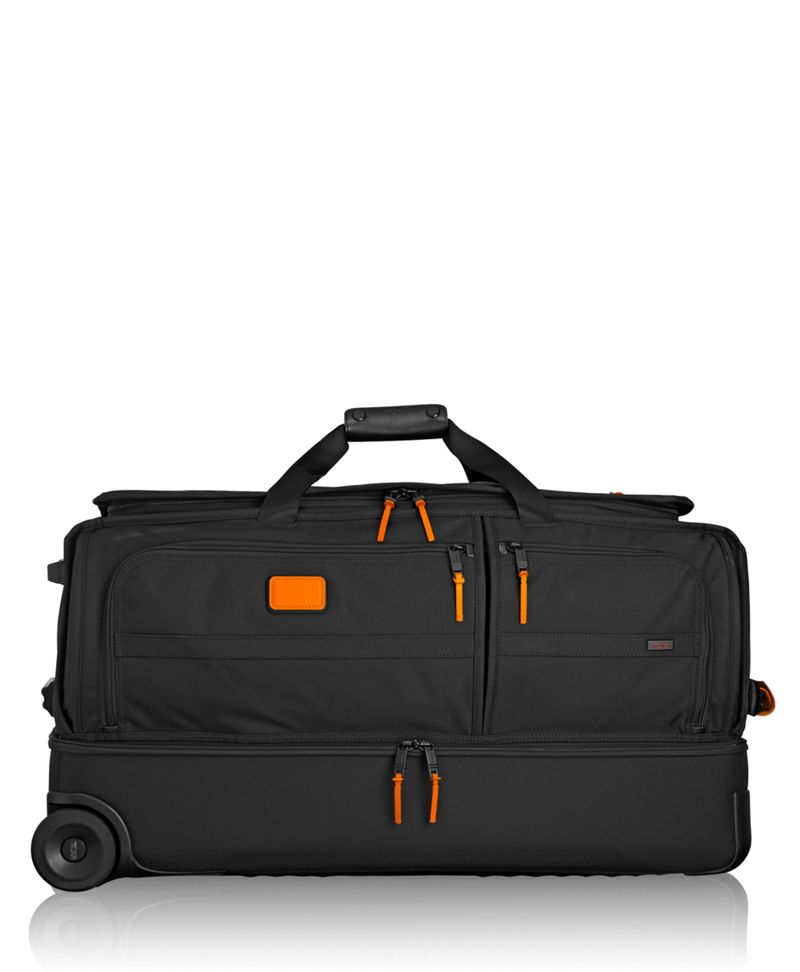 Large Wheeled Split Duffel