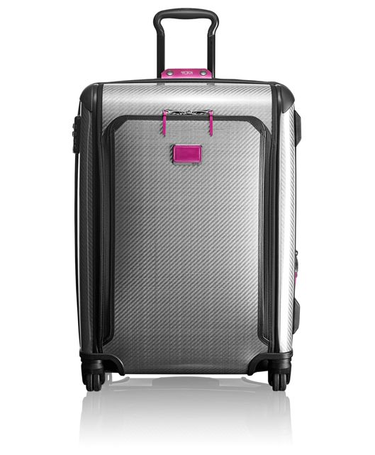 Tegra-Lite® Max Medium Trip Expandable Packing Case in Metallic Pink