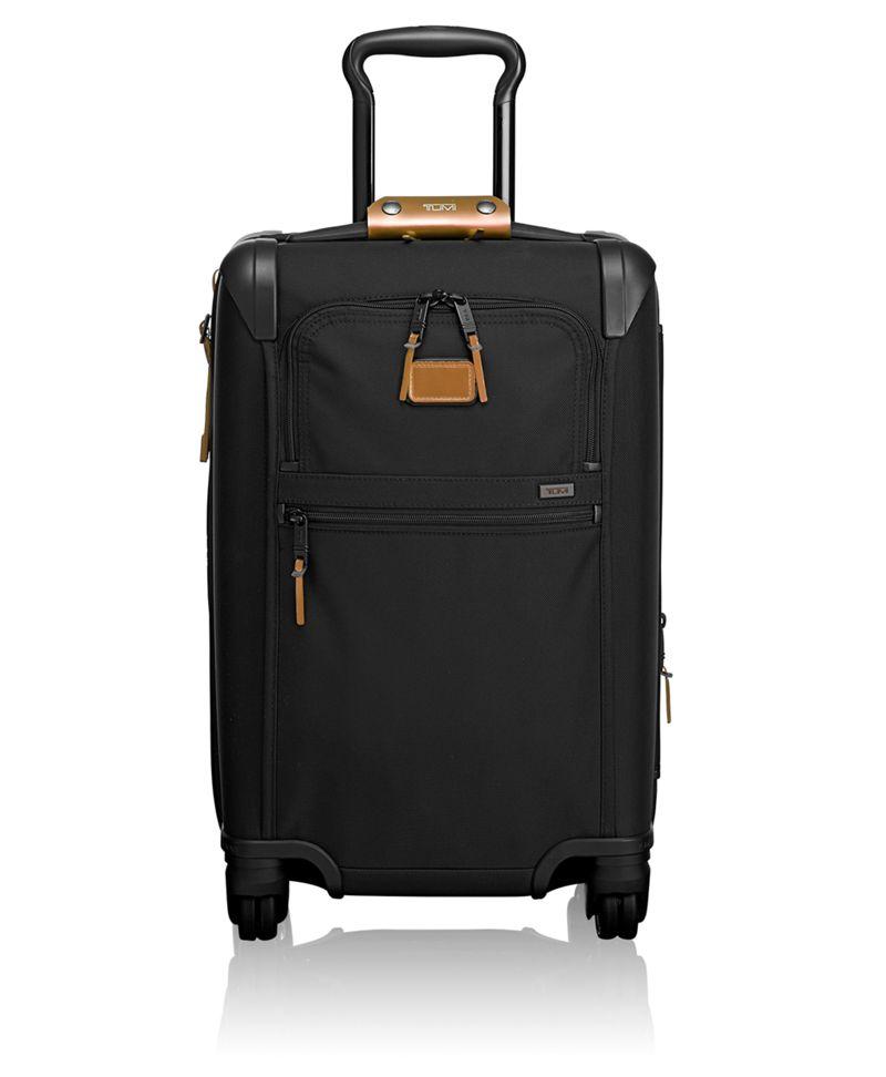 International Expandable 4 Wheeled Carry-On