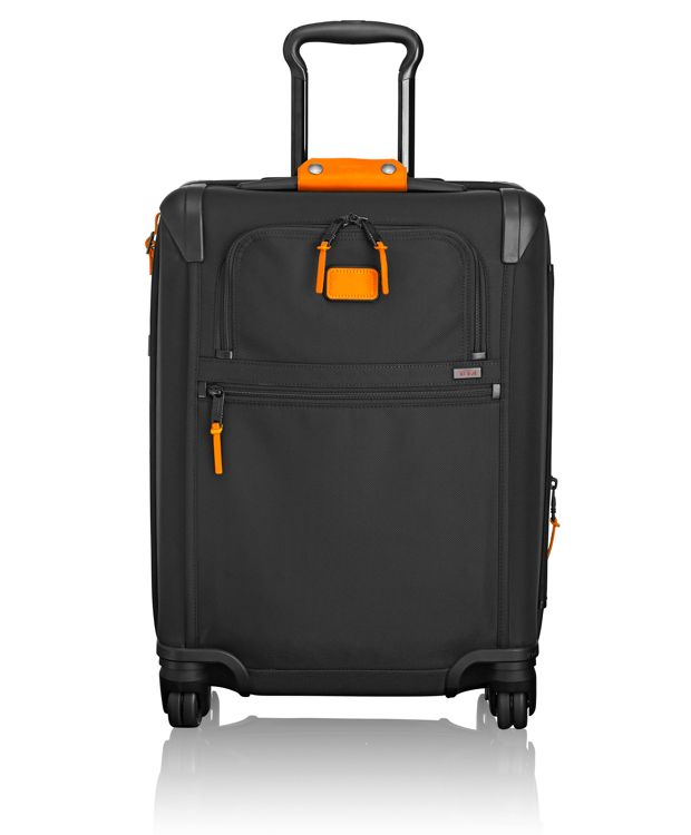 Continental Expandable 4 Wheeled Carry-On in Sunrise