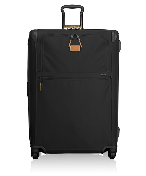 Extended Trip Expandable 4 Wheeled Packing Case in Metallic Bronze