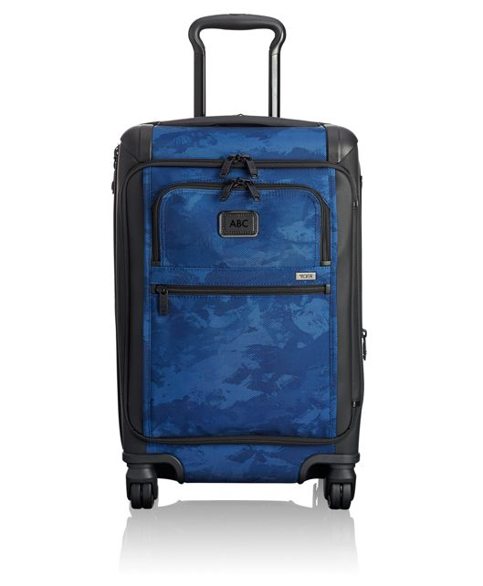 Front Lid International Carry-On in Navy Restoration