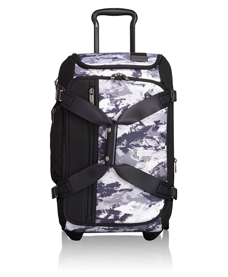 Wheeled Duffel Carry-On