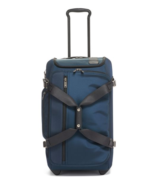 Wheeled Duffel Packing Case in Navy