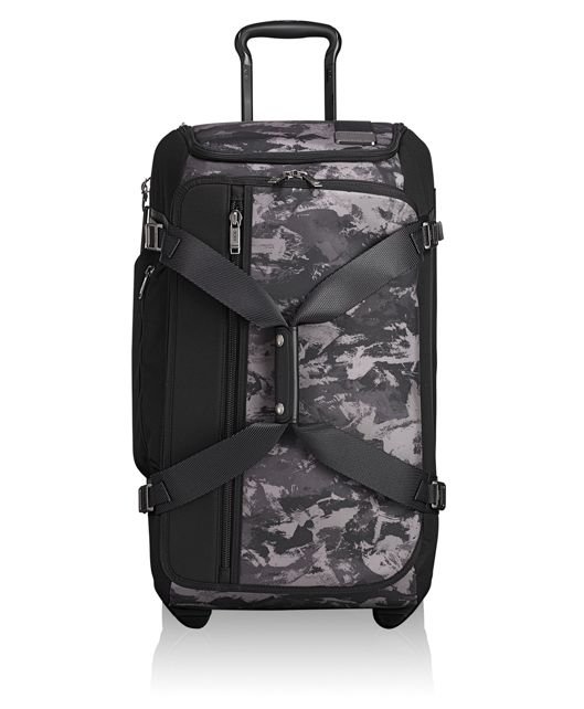 Wheeled Duffel Packing Case in Charcoal Restoration