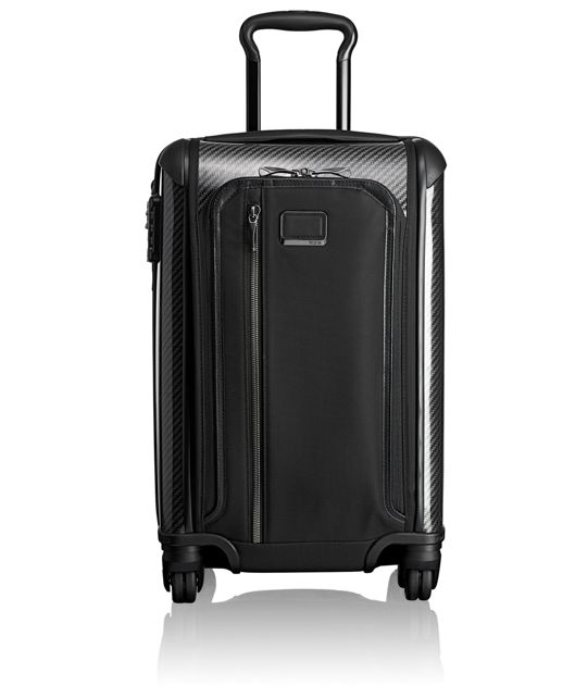 Tegra-Lite® Max International Expandable Hybrid Carry-On in Black / T-Graphite