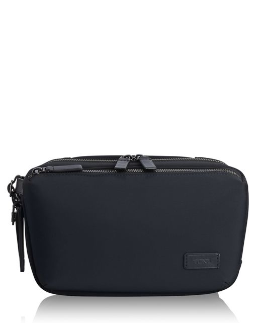 Daniel Utility Pouch in Black