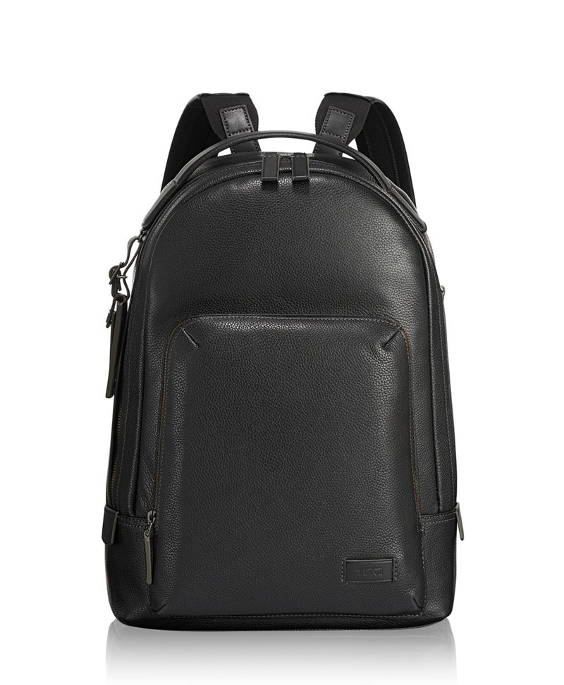 Cooper Backpack Leather