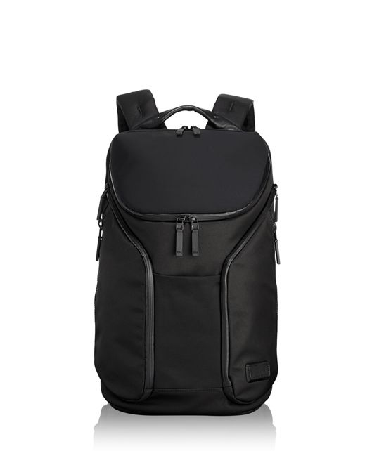 Rockwell Backpack in Black