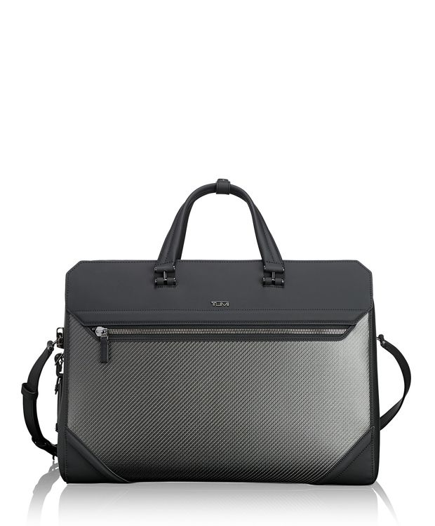Carbon Fiber Bayview Travel Duffel in Carbon