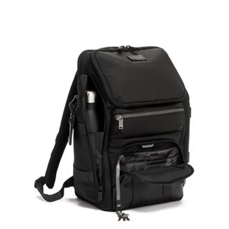 TYNDALL UTILITY BACKPACK Black - medium | Tumi Thailand