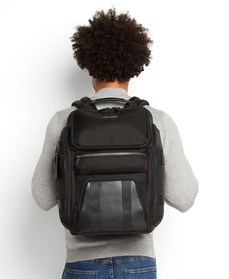 Tyndall Utility Backpack Alpha Bravo Tumi Global Site