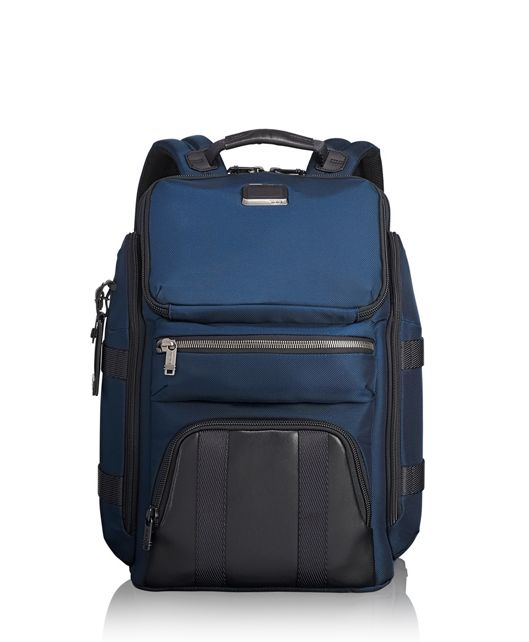 Tyndall Utility Backpack in Navy