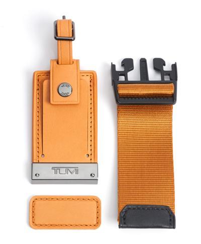 6cfc9962e609 Personalization Kit - TUMI Accents - Tumi United States - Tan