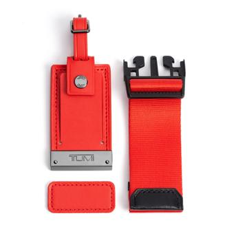 PERSONALIZATION KIT Red - medium | Tumi Thailand